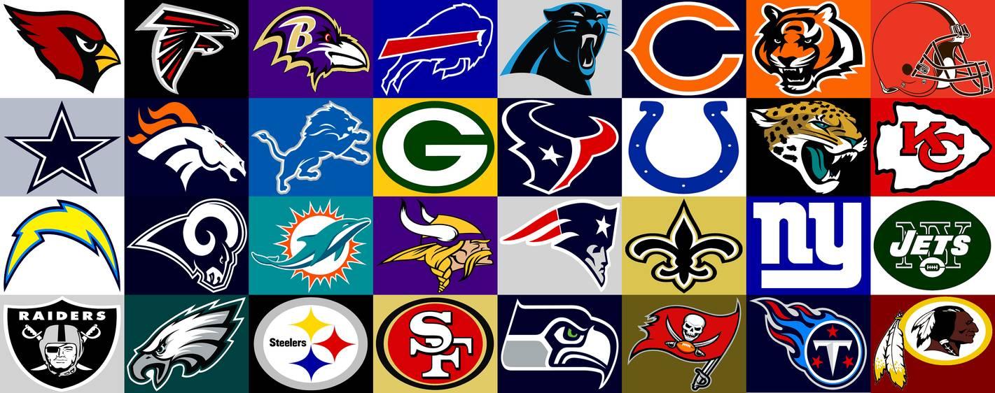 【NFLチーム】お気に入りのチームを見つける方法!