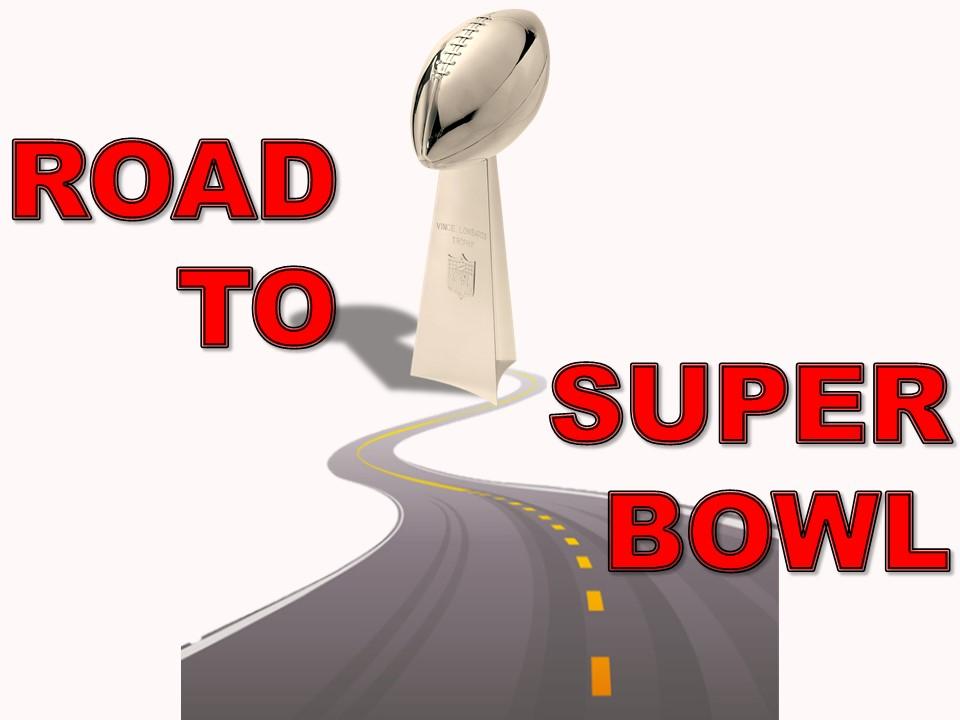 NFLの順位の決まり方とは?スーパーボウルまでの流れを説明!
