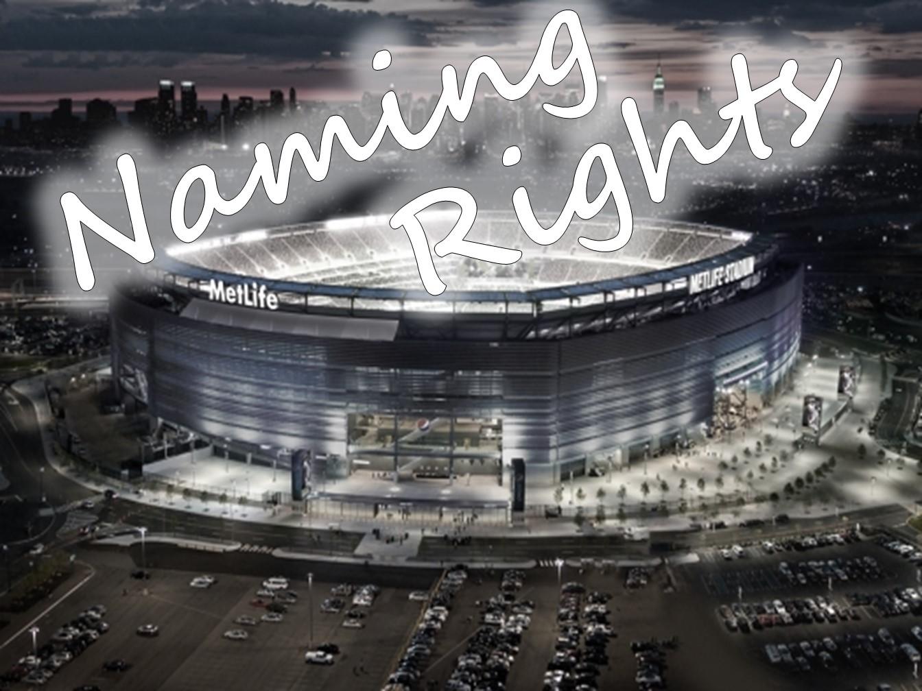 【NFLスタジアム】命名権について!あんな会社やこんな業種も。