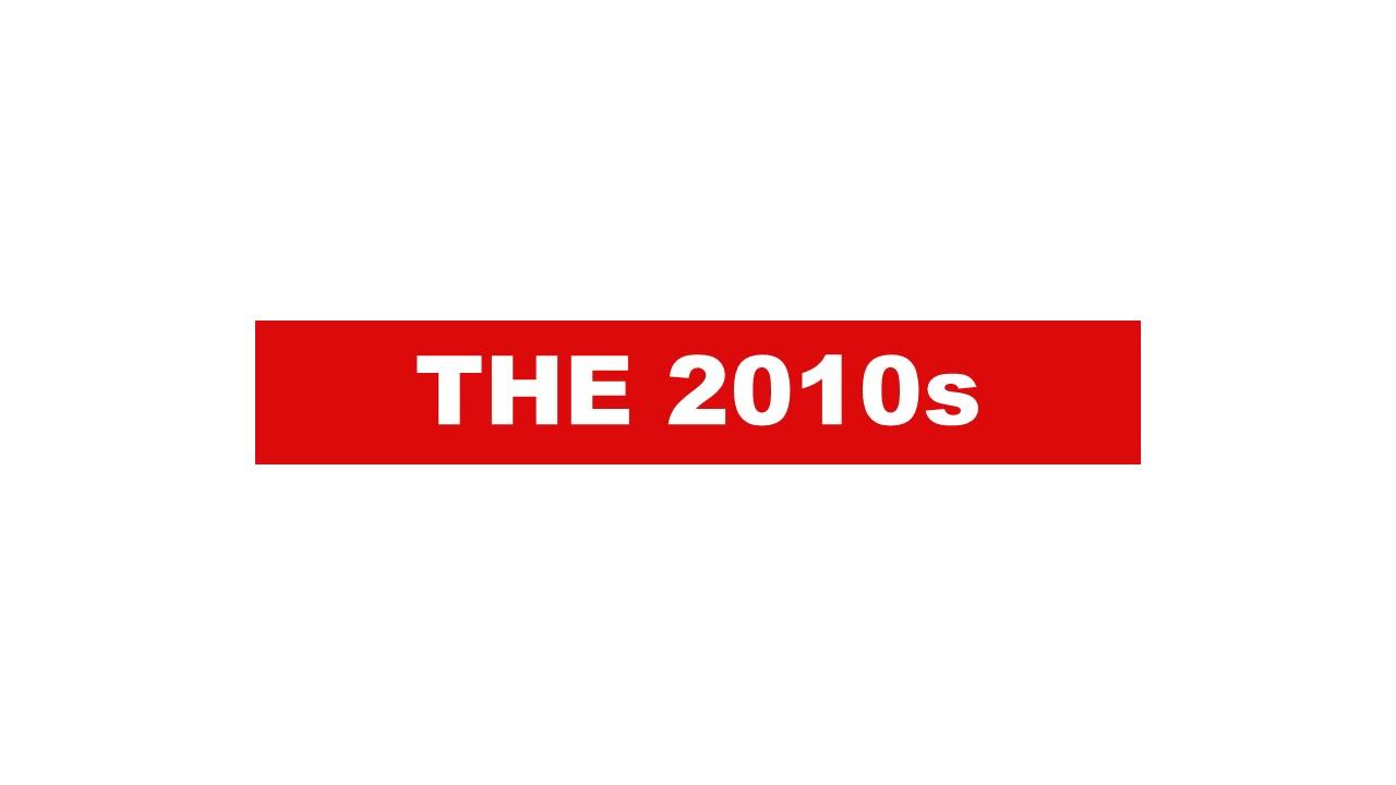 ここ10年で強かったのは?2010年代の最強チームランキング!