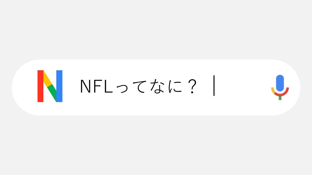 【ガイドブック】NFL初心者向け|サクッと分かるNFLの基本情報