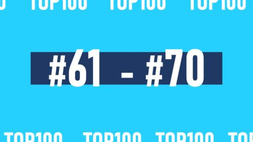 【NFL Top100 in2021】選手達が決めるランキング100! 61位~70位