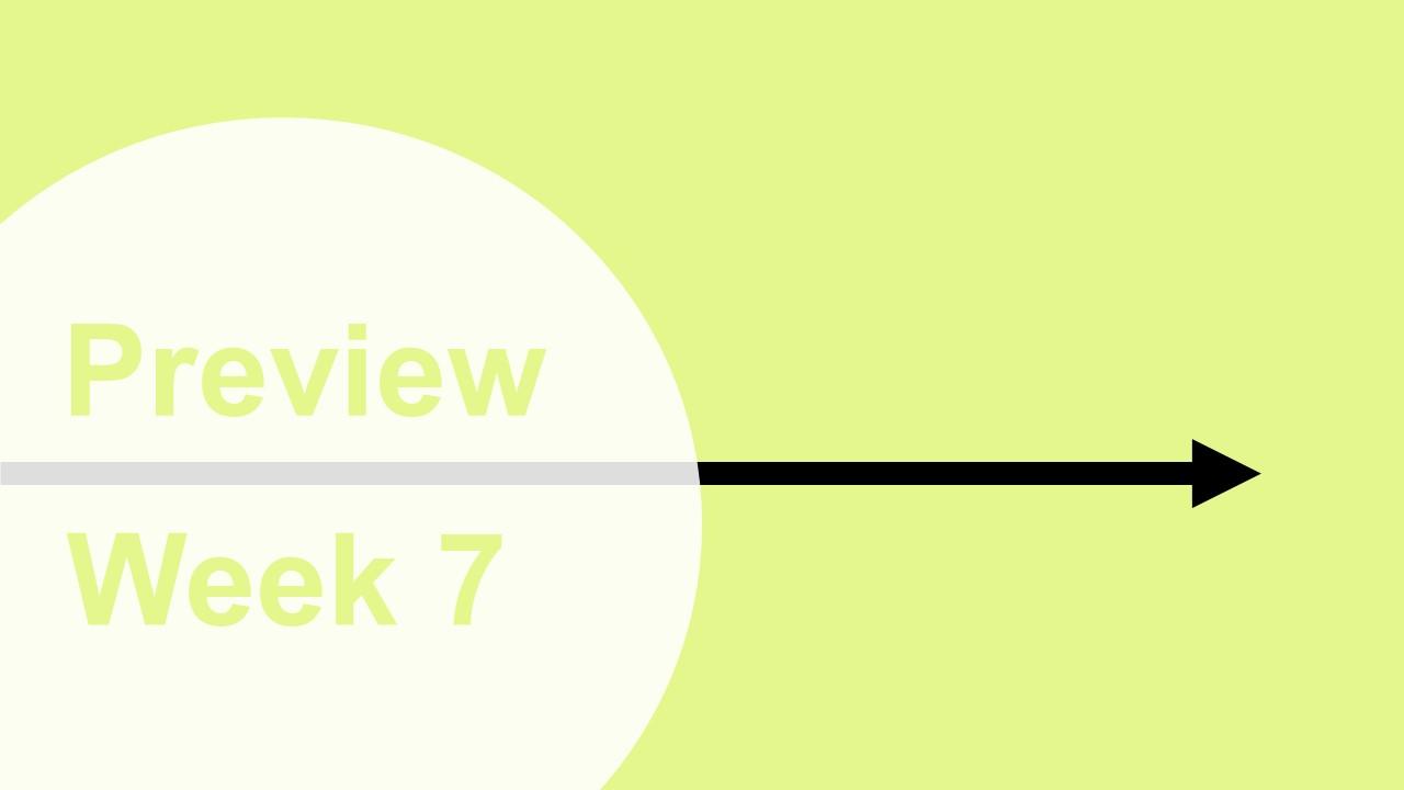 【プレビュー】Week7 注目の試合|今週は同地区対決が多い!!