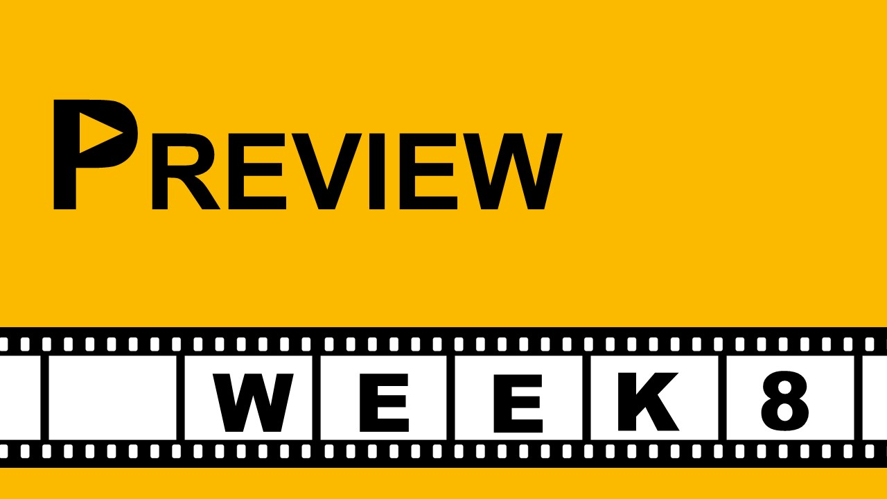 【プレビュー】Week8 注目の試合|見逃せない対決がたくさん!