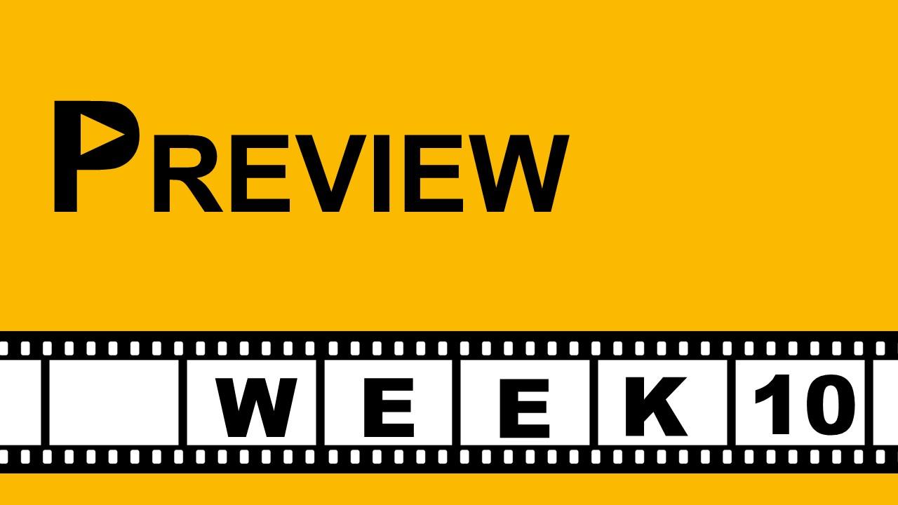 【プレビュー】Week10 注目の試合|新人QB対決は見逃せない!