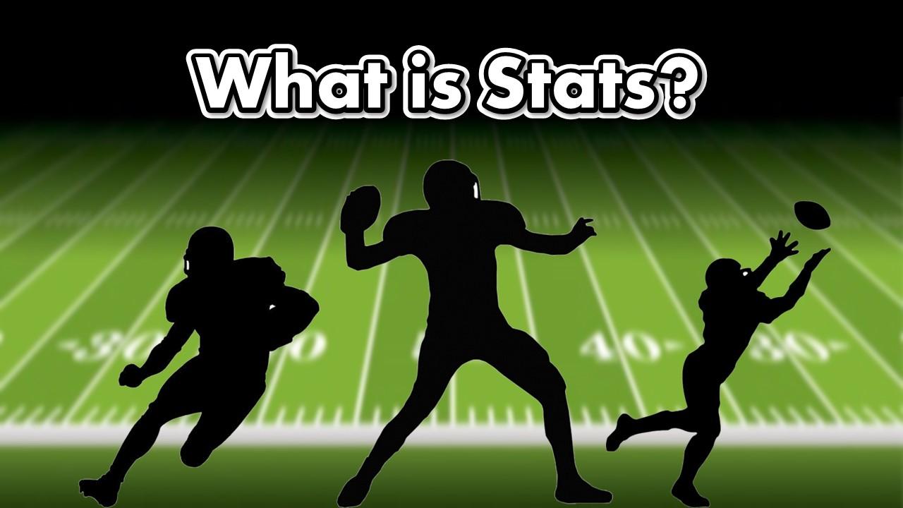 【基本情報】アメフトの『スタッツ』とは?見方と1試合の目安