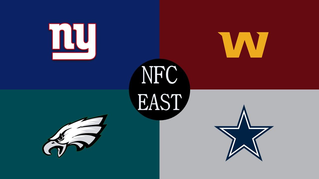 2020シーズン結果まとめ|NFC東地区の振り返り!